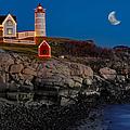 Neddick Lighthouse by Susan Candelario