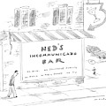 Ned's Incommunicado Bar Advertises A Lack by Michael Maslin