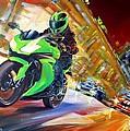Need For Speed by Roman Fedosenko