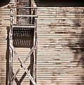 Needs Some Paint And Some Stairs by Ronda Broatch