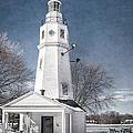Neenah Lighthouse by Joan Carroll