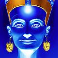 Nefertiti by Hartmut Jager