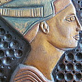 Queen Nefertiti by Tina M Wenger