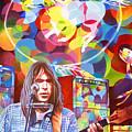 Neil Young-crazy Horse by Joshua Morton