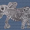 Nelly The Elephant Denim by Karen Larter