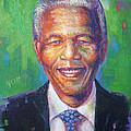 Nelson Mandela 1 by Jack No War