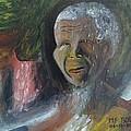 Nelson Mandela by Frans Boshomane