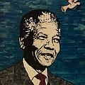 Nelson Mandela Man Of Peace by Dalene Smit