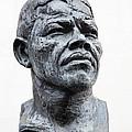 Nelson Mandela Statue by Jane Rix