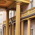 Neo Classical Columns by Barbara McMahon