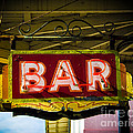 Neon Bar by Perry Webster