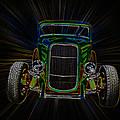 Neon Deuce Coupe by Steve McKinzie