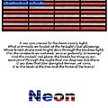 Neon Glory by John Farnan