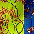 Neon Spring - 2 by Shweta Sinha