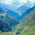 Nepal by Pete Hendley
