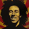 Nesta Robert Marley  by Lamark Crosby