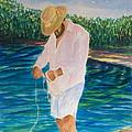 Netting by Yolanda DeCosta