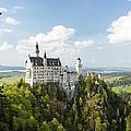 Neuschwanstein Castle by Francesco Emanuele Carucci