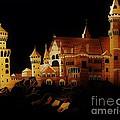 Neuschwanstein Castle_4 by Straw Art
