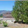 Nevada Landmark by Bobbee Rickard