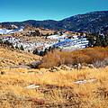 Nevada Landscape by Bobbee Rickard