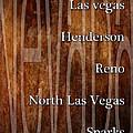 Nevada by Marvin Blaine