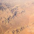 Nevada Mountains Aerial View by Alanna DPhoto