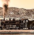 Nevada Northern Railway by Robert Bales