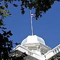 Nevada State Capitol by Donna Jackson