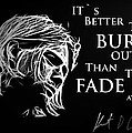 Never Fade Away by Steve K