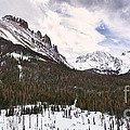 Never Summer Wilderness Area Panorama by James BO Insogna