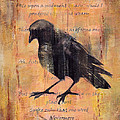 Nevermore II by Peggy Wilson