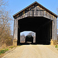 Nevins Covered Bridge by David Arment
