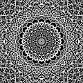 New Abstract Plaid Kaleidoscope by Joy McKenzie