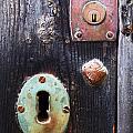 New And Old Locks by Pedro Cardona Llambias