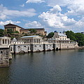 New Athens In Philadelphia by Alex Vishnevsky