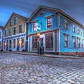New Bedford - Historic District by James Merecki
