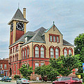 New Bern City Hall by Victor Montgomery