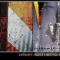 New Book Urban Abstractions 2013 by Marlene Burns