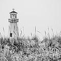 New Buffalo Lighthouse In Southwestern Michigan by Paul Velgos