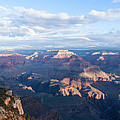 New Day At The Grand Canyon by John M Bailey