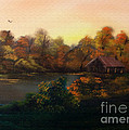 New Day In Autumn Sold by Cynthia Adams