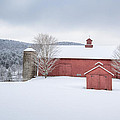 New England Barns by Bill Wakeley