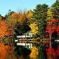 New England by Bill Howard
