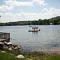 New England Lake Vacation by Joseph Coulombe