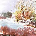 New England Landscape No.219 by Sumiyo Toribe