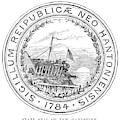New Hampshire State Seal by Granger