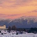New Hampshires Washingtons by Scott Thorp