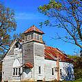 New Hope Mb Church Estill Ms by Karen Wagner