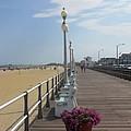 New Jersey Boardwalk by Laura Corebello